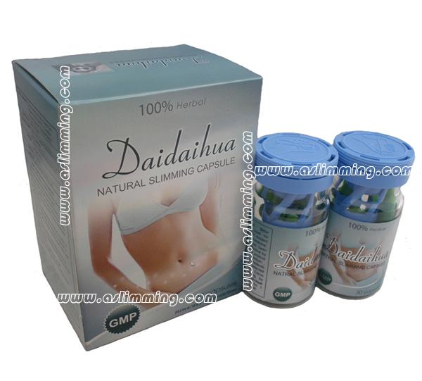 Daidaihua natural slimming capsule (Original Lida ...