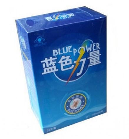 Blue Power weight loss diet pills 1 box BPW01 - $17.00 : aslimming.com