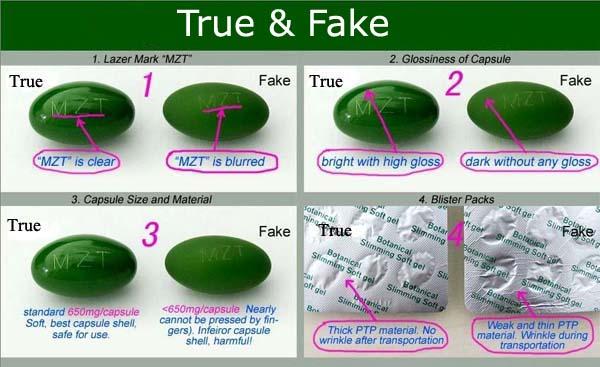 True & Fake : aslimming.com